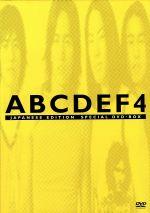 ABCDEF4 ジャパニーズ・エディション スペシャルBOX(通常)(DVD)