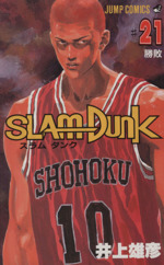 SLAM DUNK 勝敗(21)(ジャンプC)(少年コミック)