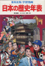 学習漫画 日本の歴史年表(集英社版・学習漫画)(児童書)