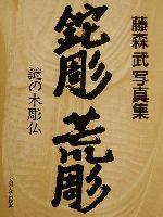 鉈彫・荒彫 謎の木彫仏 藤森武写真集(単行本)