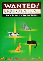 英文 WANTED! A MICE CATCHER CAT ネズミとりネコくん(児童書)