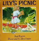 英文 LILY'S PICNIC すてきなピクニック(児童書)