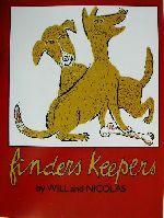 英文 FINDERS KEEPERS(児童書)