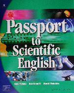 Passport to Scientific English 科学英語との出会い(単行本)
