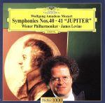 モーツァルト:交響曲第40番&第41番(通常)(CDA)