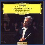 ベートーヴェン:交響曲第5番&第7番(通常)(CDA)