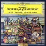 ムソルグスキー:展覧会の絵(ピアノ&オーケストラ版)(通常)(CDA)