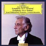 メンデルスゾーン:交響曲第3番&第4番(通常)(CDA)