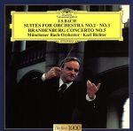J.S.バッハ:管弦楽組曲第2番&第3番(通常)(CDA)