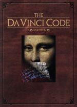 ダ・ヴィンチ・コード コンプリート・ボックス 完全生産限定(BOX、特典ディスク2枚、メタル製クリプテックス、ラングドンメモ付)(通常)(DVD)
