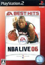 NBA LIVE 06 EA BEST HITS(再販)(ゲーム)