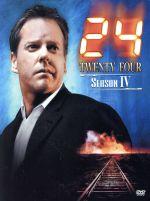 24-TWENTY FOUR-シーズンIV ハンディBOX(通常)(DVD)