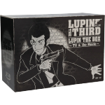 LUPIN THE BOX-TV&the Movie-((豪華ブックレット付))(通常)(DVD)