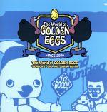 """The World of GOLDEN EGGS """"SEASON 2"""" DVD-BOX Limited Edition(アナログレコード、Tシャツ、特大ブックレット、ポストカード、ステッカー付)(通常)(DVD)"""