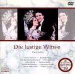 レハール「メリー・ウィドウ」 オペラ(通常)(DVD)