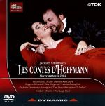 オッフェンバック:歌劇「ホフマン物語」(通常)(DVD)