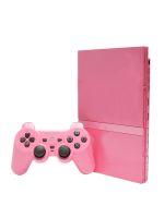 PlayStation2:ピンク(SCPH77000PK)<限定生産>(アナログコントローラ、AVケーブル、ACアダプター、電源コード付)(ゲーム)