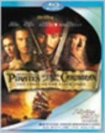 パイレーツ・オブ・カリビアン/呪われた海賊たち(Blu-ray Disc)(BLU-RAY DISC)(DVD)