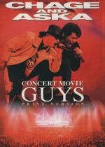 CHAGE&ASKA CONCERT MOVIE GUYS PRINT VERSION(単行本)
