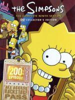 ザ・シンプソンズ シーズン9 DVDコレクターズBOX(通常)(DVD)