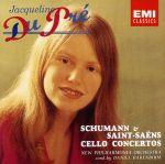 シューマン:チェロ協奏曲(通常)(CDA)