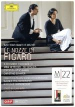 モーツァルト:歌劇「フィガロの結婚」(通常)(DVD)