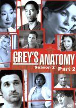 グレイズ・アナトミー シーズン2 コレクターズ・ボックス パート2(通常)(DVD)