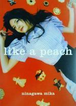 蜷川実花写真集 like a peach(写真集)