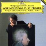 モーツァルト:交響曲第25番&38番「プラハ」(通常)(CDA)
