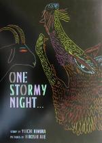 ONE STORMY NIGHT… 英文版 あらしのよるに(児童書)