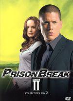 プリズン・ブレイク シーズンⅡ DVDコレクターズBOX2(通常)(DVD)