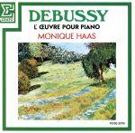 ドビュッシー:ピアノ名曲集(通常)(CDA)