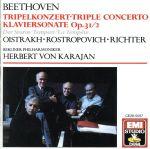 ベートーヴェン:三重協奏曲(通常)(CDA)