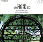 ヘンデル:水上の音楽(通常)(CDA)
