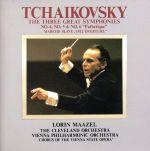 チャイコフスキー:3大交響曲集(通常)(CDA)