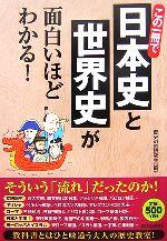 この一冊で日本史と世界史が面白いほどわかる!(単行本)
