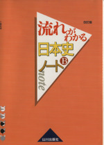 流れがわかる日本史Bノート 改訂版(単行本)