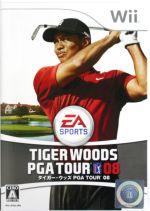 タイガー・ウッズ PGA TOUR 08(ゲーム)