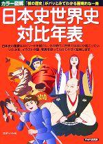 カラー図解 日本史世界史対比年表(単行本)