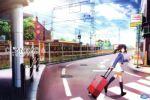 CLANNAD(6)(初回限定版)((スタッフインタビュー集、春原のひぃぃっ!ホルダー(ボイスキーホルダー)、特製お楽しみカード付))(通常)(DVD)