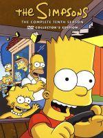 ザ・シンプソンズ シーズン10 DVDコレクターズBOX(通常)(DVD)