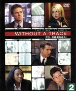 WITHOUT A TRACE/FBI失踪者を追え!<ファースト>セット2(3枚組)(通常)(DVD)