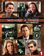 WITHOUT A TRACE/FBI失踪者を追え!<セカンド>セット1(3枚組)(通常)(DVD)