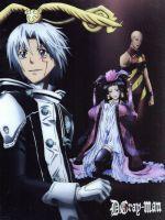 D.Gray-man 13(完全生産限定版)((三方背スリーブケース、ブックレット、特典ディスク付))(通常)(DVD)