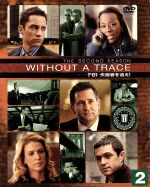 WITHOUT A TRACE/FBI失踪者を追え!<セカンド>セット2(3枚組)(通常)(DVD)