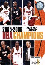 マイアミ・ヒート/2005-2006 NBA CHAMPIONS 特別版(通常)(DVD)