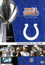NFL スーパーボウルXLl:インディアナポリス・コルツ(通常)(DVD)