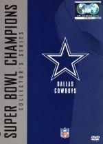 NFL スーパーボウル・コレクション:ダラス・カウボーイズ(通常)(DVD)
