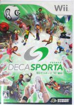 """デカスポルタ Wiiでスポーツ""""10""""種目!(ゲーム)"""