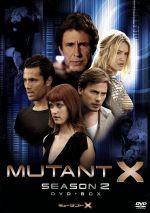 ミュータントX シーズン2 DVD-BOX(通常)(DVD)